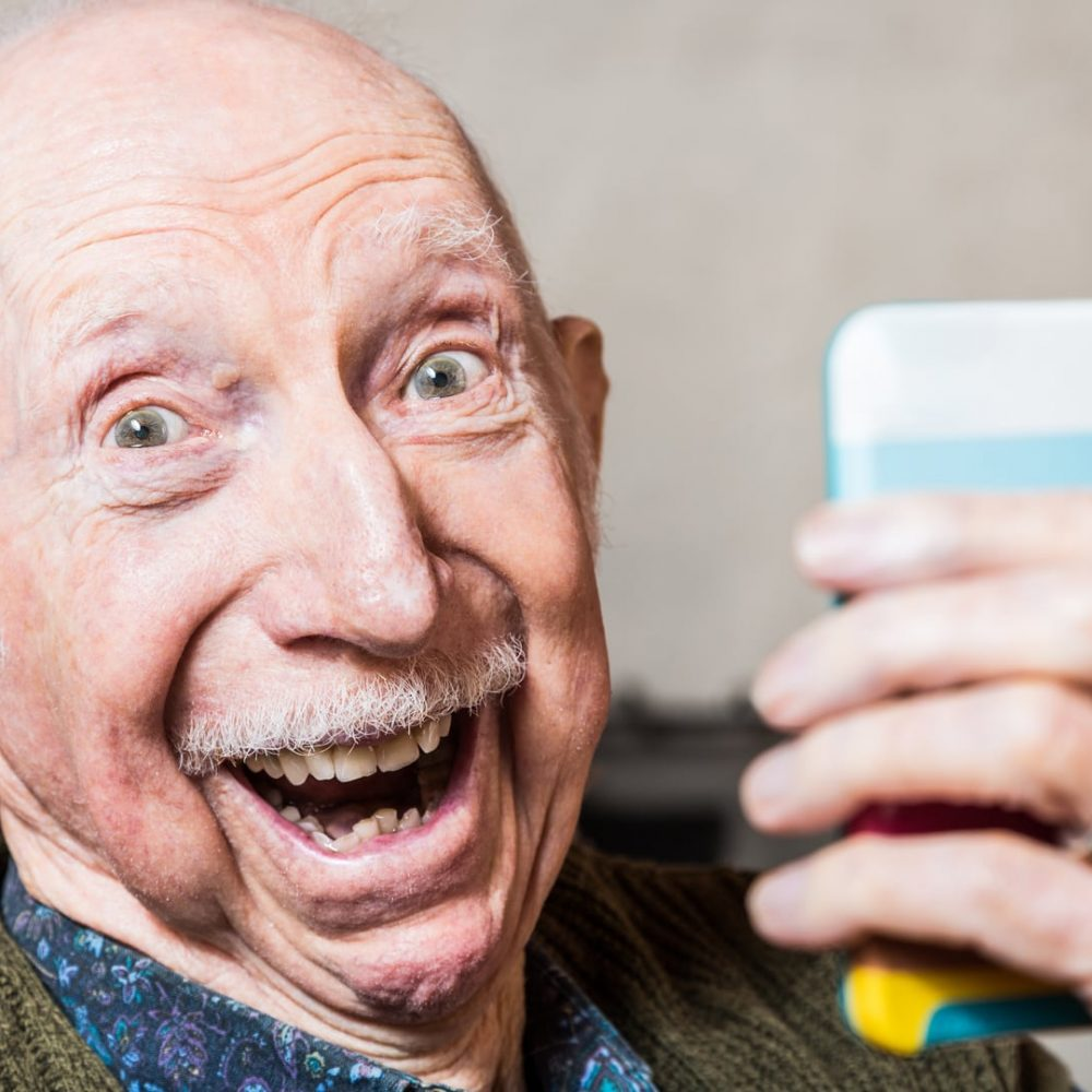 Ageing well with technology